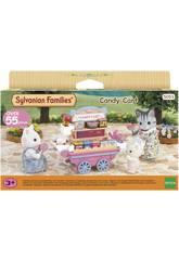 Sylvanian Families Sweets Wagen Epoch Für Imagination 5053