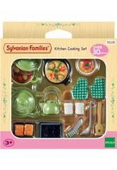 Sylvanian Families Set Ustensiles de Cuisine Epoch d'Enfance 5028