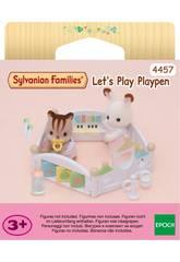 Sylvanian Families Parc à Jouer pour Bébés Epoch d'Enfance 4457