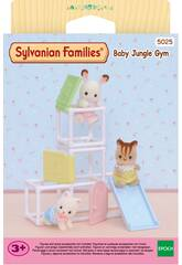 Sylvanian Families Gimnasio Bebé Epoch Para Imaginar 5025