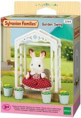 Sylvanian Families Columpio de Jardín Epoch Para Imaginar 4534