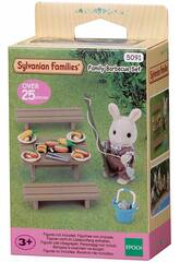 Sylvanian Families Set Barbecue Familiär Epoch Für Imagination 5091