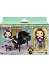 Sylvanian Town Series Set Concierto de Piano de Cola Epoch para Imaginar 6011