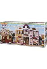 Sylvanian Town Series Loja de departamento Epoch para Imagine 6017