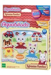 Aquabeads Set di caratteri, multicolore Sylvanian Families 31068