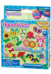 Aquabeads Flower Garden set, multicolore Epoch 31088