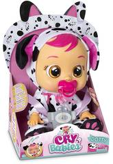 Cry Babies Dotty Bambola che piange IMC Toys 96370