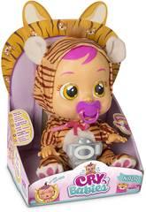 Muñeca Nala Tigre Bebés Llorones IMC Toys 96387