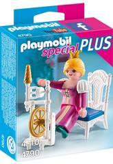 Playmobil Princesse avec Rouet