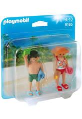 Playmobil Duopack Touristes
