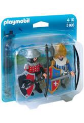 Playmobil Duopack Chevaliers