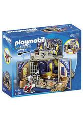 Playmobil Cofre Caballeros del Tesoro