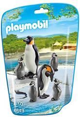 Playmobil Famiglia di Pinguini