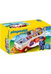 Playmobil 1.2.3 Autobus