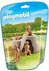 Playmobil Suricates