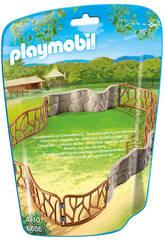 Playmobil Enclos pour Animaux de Zoo
