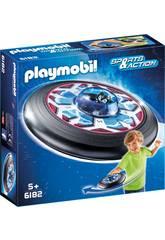 Playmobil Disco Volador Celestial con Alien