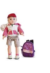 Bambola Escursionista 45 cm