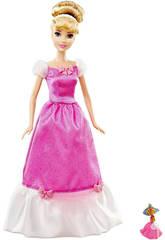 Princesa Disney Cinderela & Rato Suzy