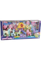 Famiglia Di 10 Ponys