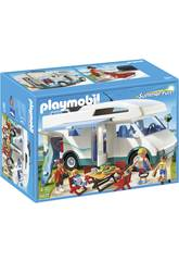 Playmobil Camping Car