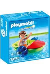 Playmobil Bote para Niños