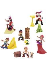 Jake Pirata y Accesorios Mattel Y6792
