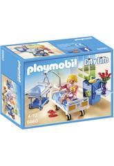Playmobil Mutterschaft Zimmer