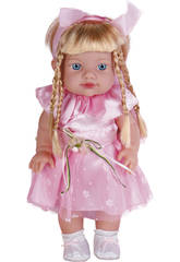 Muñeca 36 cm. Vinilo Princesa