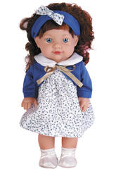 Bambola 36 cm Vinile