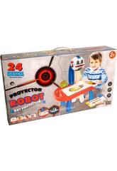 Pupitre Avec Projecteur Robot 24 Modèles