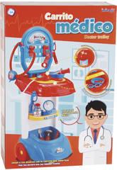 Chariot Docteur Avec Accessoires
