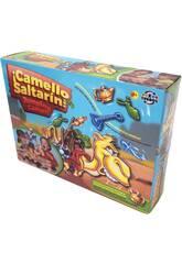 Jogo de Tabuleiro Camelo Saltitante
