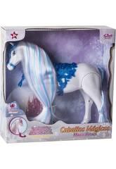 Cavallo Magico Azzurro con Suoni
