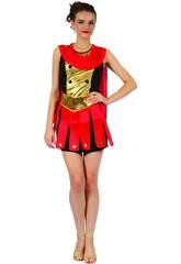 Disfraz Gladiadora Mujer Talla L