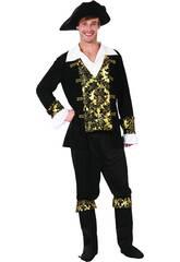 Disfraz Pirata Hombre Talla M