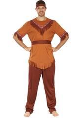 Disfraz Indio Hombre Talla L