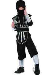 Disfraz Guerrero Ninja para Niño Talla L