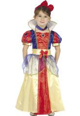 Disfraz Princesa del Bosque para Bebé Talla M