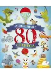 Libro La Vuelta al Mundo en 80 Cuentos Susaeta Ediciones S2043999