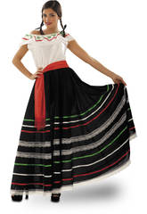 Disfraz Mujer S Mejicana