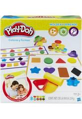 Play-doh Shape and learn colori e forme Hasbro B3404