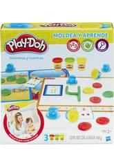 Manualidades Play - Doh Aprendo Números e Contas HASBRO B3406
