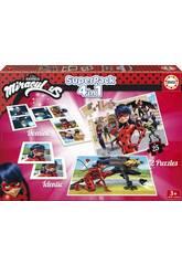 Superpack Miraculous Ladybug