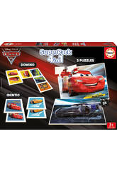 Superpack Cars 3 Educa 17199