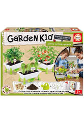 Garden Kid Huerto Urbano Tomate-Lechuga-Rúcula