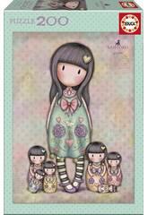 Puzzle 200 Seven Sisters Gorjuss