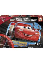 Puzzle Gigante Suelo Cars 3