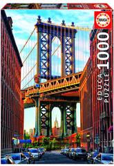 Puzzle 1000 Ponte De Manhattan