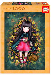 Puzzle 1000 Autumn Leaves Gorjuss